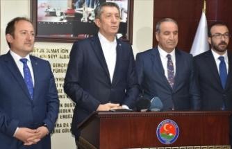 Milli Eğitim Bakanı Selçuk: Şırnak'ın eğitim meselelerine parmak basmak için geldik