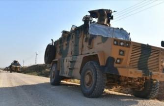 MSB: İdlib'de 13'üncü Türk-Rus Birleşik Kara Devriyesi icra edildi