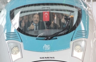 Siemens'in ürettiği YHT setlerinin ilki 22 Kasım'da yola çıkacak