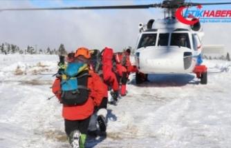AFAD Başkanı Güllüoğlu: Uludağ'da kaybolan dağcılar için umudumuzu yitirmedik