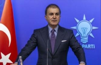 AK Parti Sözcüsü Çelik: Atatürk'e dönük çirkin yayını en şiddetli şekilde kınıyoruz
