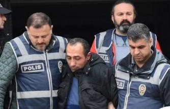 Ceren Özdemir'in katil zanlısı tutuklama istemiyle mahkemeye sevk edildi