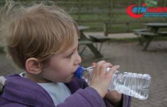 Çocukların günlük su tüketimi yetersiz