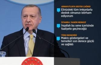 Cumhurbaşkanı Erdoğan: Müslümanlar zekatı verecek olsa İslam ülkelerinde fakir kalmaz