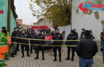 Konya'da kerpiç evde göçük: 2'si çocuk 3 kişi hayatını kaybetti