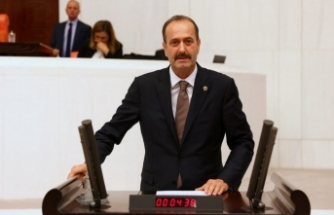 MHP'li Osmanağaoğlu: Türkiye Kıbrıs ve Akdeniz'de kiracı değil ev sahibidir