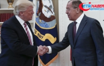 Trump ve Lavrov Beyaz Saray'da bir araya gelecek