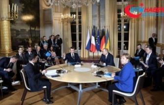 Ukrayna'nın doğusunda 'tam ateşkes' konusunda anlaşmaya varıldı