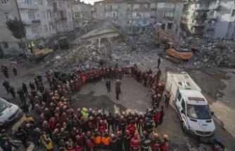 AFAD: Arama kurtarma çalışmaları tamamlandı, iyileştirme çalışmaları devam ediyor