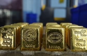 Gram altın 315 lira seviyelerinde
