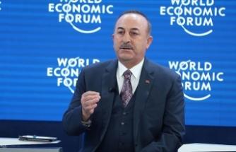 Bakan Çavuşoğlu: Türkiye'nin NATO'ya katkılarını kimse sorgulayamaz