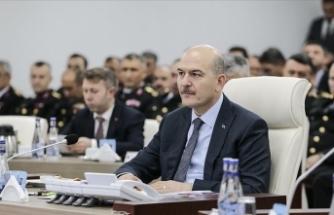 Bakan Soylu jandarmanın 2019 yılı değerlendirme toplantısına katıldı