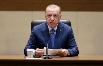 Cumhurbaşkanı Erdoğan: Ateşkes ve Berlin Zirvesi ihtiraslara kurban edilmemeli