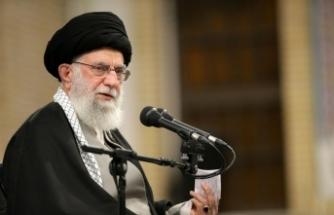 """İran lideri Hamaney: """"Birçok alanda değişime ihtiyaç duyuyoruz"""""""