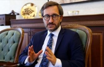 İletişim Başkanı Altun'dan Güvenlik Zirvesi açıklaması
