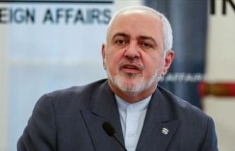İran Dışişleri Bakanı Zarif'den ülkesini suçlayan Suudi Arabistan'a 'Kaşıkçı cinayeti' hatırlatması