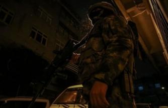 İstanbul'da uyuşturucu operasyonu: Çok sayıda şüpheli gözaltına alındı