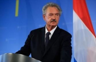 Lüksemburg Dışişleri Bakanı Asselborn: AB'nin Filistin'i devlet olarak tanıması gerekiyor