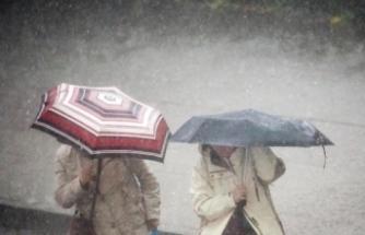 Meteoroloji'den kuvvetli yağış uyarısı |28 Ocak yurtta hava durumu