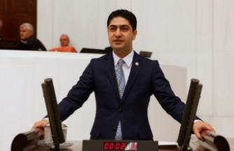 MHP'li Özdemir, maden çalışmalarını meclis gündemine taşıdı