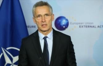 NATO Genel Sekreteri Stoltenberg: Türkiye olmadan DEAŞ'a karşı elde ettiğimiz başarıyı sağlayamazdık