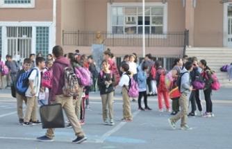 Okul çevrelerinde meydana gelen olaylar yüzde 20 azaldı