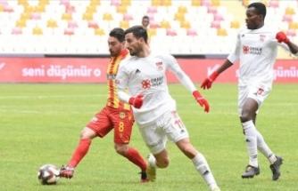 Sivasspor çeyrek finalde