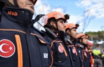 AFAD gönüllüsü olmak için 8 ayda 102 bin başvuru yapıldı