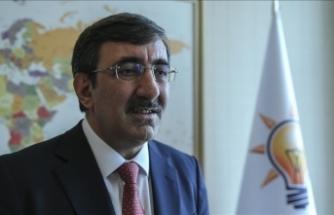 AK Parti Genel Başkan Yardımcısı Yılmaz: Nefret suçlarına karşı hep birlikte mücadele etmemiz gerekiyor