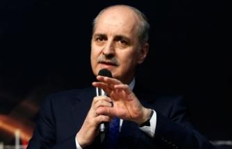AK Parti Genel Başkanvekili Kurtulmuş: Almanya'daki saldırı son derece vahim