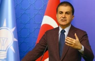 AK Parti Sözcüsü Çelik'ten Almanya'daki saldırıya ilişkin açıklama