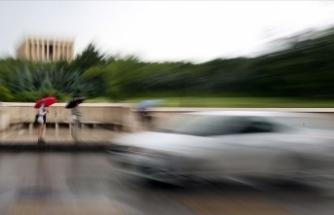 Ankara Valiliği 'fırtına' uyarısında bulundu