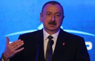 "Azerbaycan Cumhurbaşkanı Aliyev: ""Ermenistan'ın tüm çabaları iflas etti"""