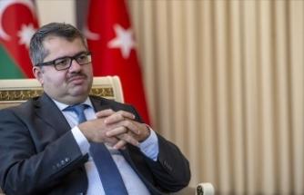 Azerbaycan'ın Ankara Büyükelçisi İbrahim: Hocalı soykırımı 20'nci yüzyılın en karanlık sayfalarından biridir