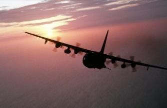 BAE'den Hafter milislerine 43 günde 100 uçak dolusu askeri takviye