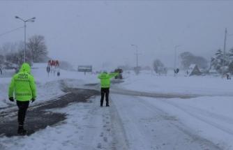 Bitlis ve Muş'ta kar yağışı uyarısı