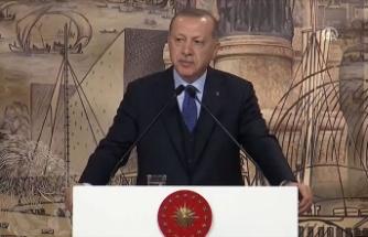 Cumhurbaşkanı Erdoğan: Şu ana kadar 2 bin 100'ün üzerinde rejim unsuru öldürüldü