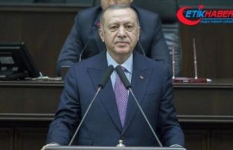Erdoğan: İdlib'de en büyük sıkıntımız hava sahasını kullanamıyor oluşumuz