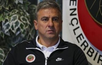 Gençlerbirliği Teknik Direktörü Hamza Hamzaoğlu'ndan samimi açıklamalar
