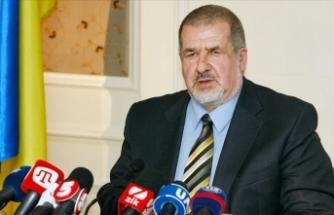 Kırım Tatar Milli Meclisi Başkanı Çubarov: Rusya, Kırım'daki Tatarlara zulmediyor