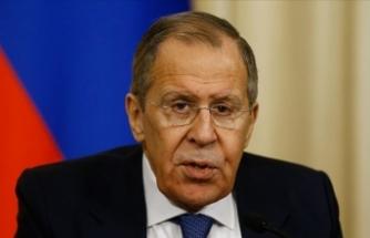 Lavrov: Rusya ve Türkiye İdlib anlaşmalarına yoğunlaşırsa bu anlaşmalar uygulanabilir
