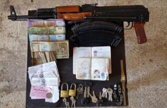 Milli Savunma Bakanlığı: Tel Abyad'da eylem hazırlığındaki 5 terörist yakalandı