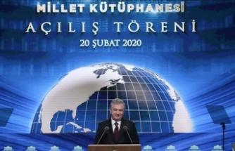 Özbekistan Cumhurbaşkanı Mirziyoyev: Bugün Türkiye'de marifet ve maneviyat düğünü yapılıyor