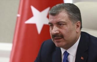 Sağlık Bakanı Koca'dan İran'daki Türk vatandaşlarına uyarı
