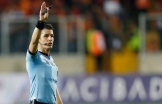 Süper Lig'de 23. hafta hakemleri belli oldu