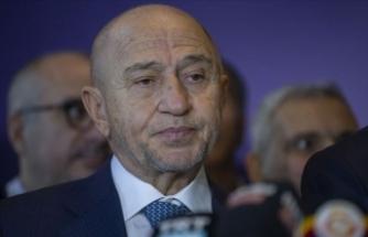 """TFF Başkanı Nihat Özdemir'den """"koronavirüs"""" açıklaması"""