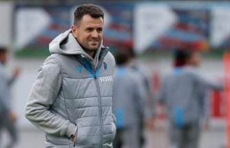Trabzonspor Hüseyin Çimşir yönetiminde ligin zirvesinde