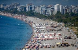 Türkiye'nin en çok geceleme yapılan şehri Antalya