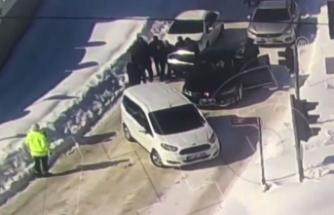 Van'da HDP'li vekilin aracında yakalanan kişi terör olayının zanlısı çıktı