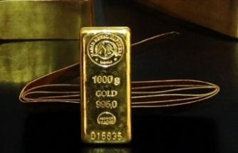 Gram altın 347 lira seviyelerinde